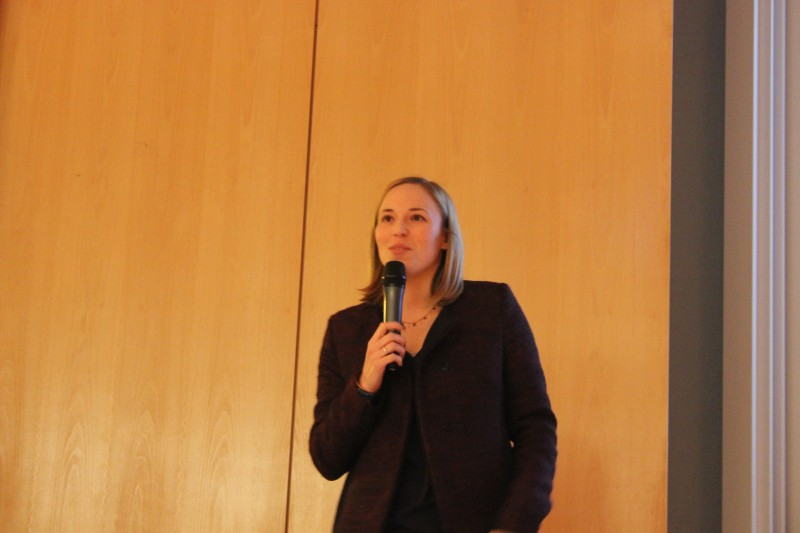 EIFFAGE ÉNERGIE : Sarah Brouillard, campus manager