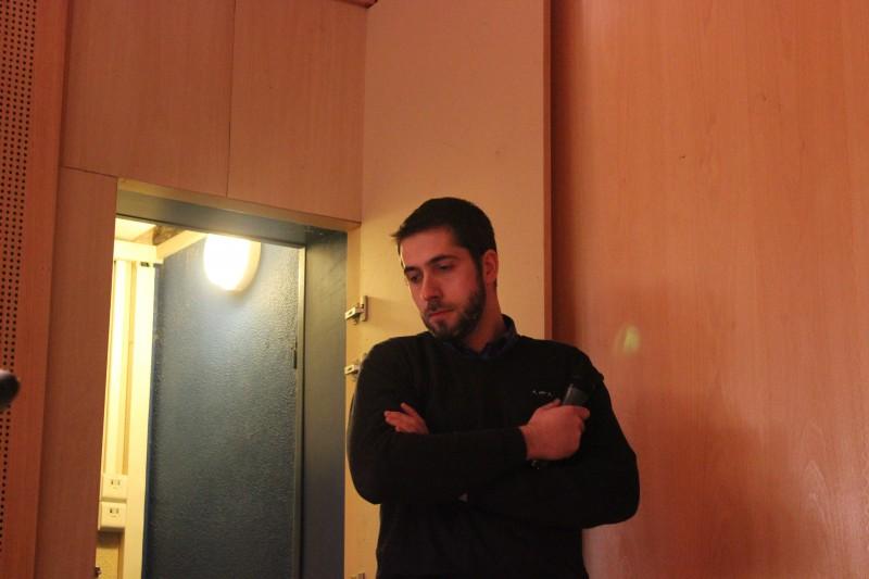 ENGIE COFELY : Arnaud Germain, chargé d'affaires travaux