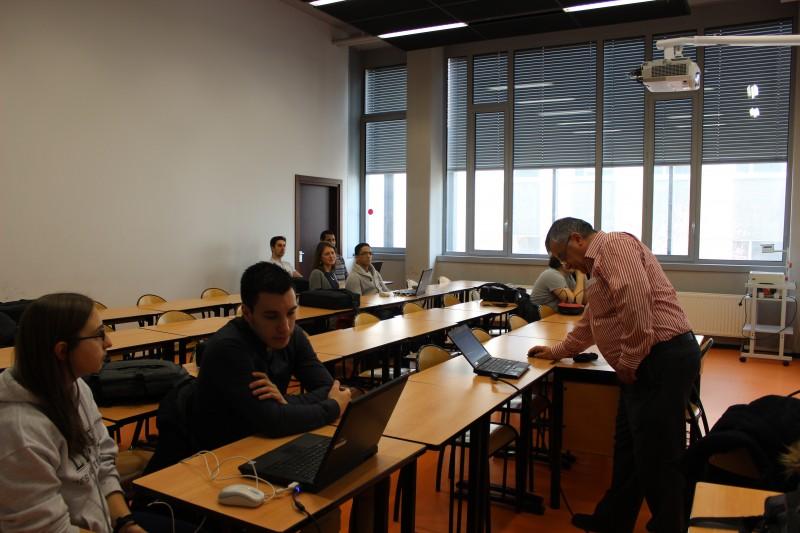 atelier simulateur de chaufferies - Thierry Franquin, responsable éfficacité énergétique