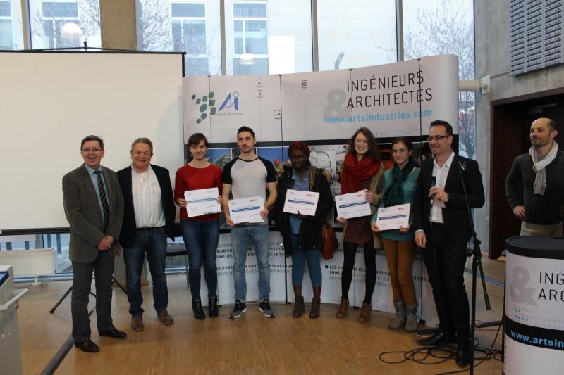 Lauréats des bourses MIA 2016