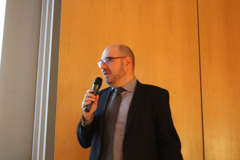 Lucas Consoloni, consultant sénior chez Spring